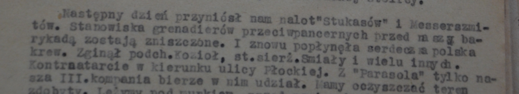 """Jerzy Gebert ps. """"Lot"""" - o śmierci Kozła i Śmiałego"""